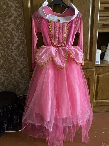аврора отпариватель в Кыргызстан: Продаю платье принцессы Авроры, из мультфильма Спящая красавица