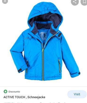 Lisca sa - Srbija: Dečije zimske jakne. Novo sa etiketom. Za vise informacija