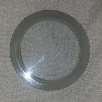 Продаю круглое прорезинное стекло, в Бишкек