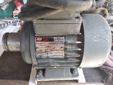 ramku 3 v odnom в Кыргызстан: Асинхронный 3 фазный эл. двигатель пр-во Германия. Мощность 0.18 кВт