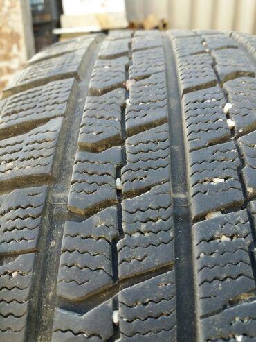 шины 205 55 r16 зима в Кыргызстан: Продаю зимние шины липучки Состояние почти новое покупали в прошлую