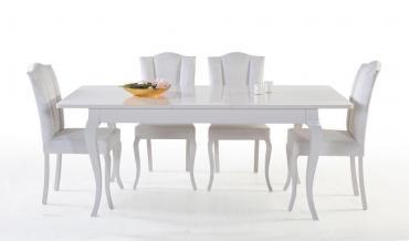 Bakı şəhərində Beyaz masa ve oturacaq  her reng secimi mumkund
