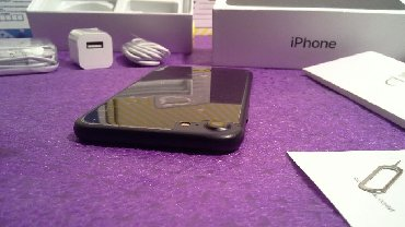 Samsung s8003 jet 8gb - Azerbejdžan: Apple iphone 7, 32 gb, новый, jet black, сенсорный мультитач