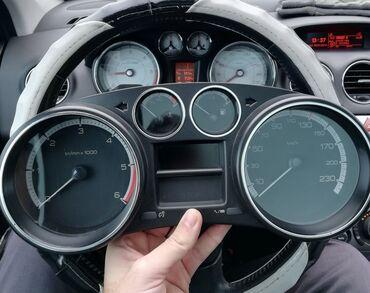 Auto delovi - Loznica: Kilometar sat pezo 308Sat je ispravan. Izvadjen iz licnog auta radi