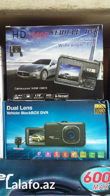 Maşın üçün videoregistratorlar ən uyğun qiymətə. Keyfiyyətli sistem sa в Баку