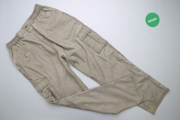 Чоловічі штани карго на резинці Perfect, p. XL    Довжина: 107 см Довж