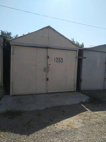 Гаражи - Кыргызстан: Продается!!! гараж в 10 микрорайоне по Малдыбаева вдоль речки