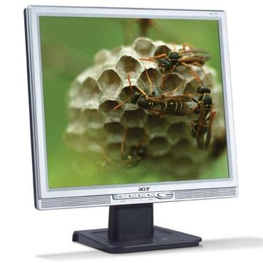 Монитор Acer AL1717As б/у в Бишкек