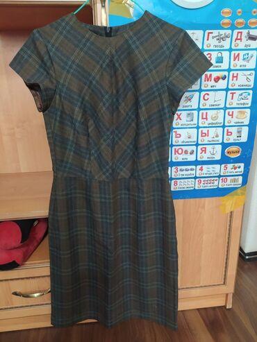 женская платья размер 44 в Кыргызстан: Женское платье в хорошем состоянии  Размер 44 (Александра)
