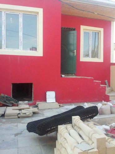 Bakı şəhərində Sarayda kupçalı həyət evi təcili satılır!! Abşeton rayonunun Saray