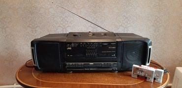 аудио конвертер в Азербайджан: Аудио магнитафон JVC-япония, практически не использован 80 ман