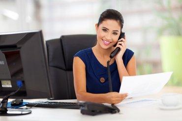 Требуются молодежь на административную работу. требование: высшее в Ош