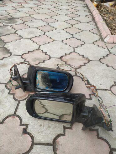 Зеркала БМВ Е 38 Лопухи