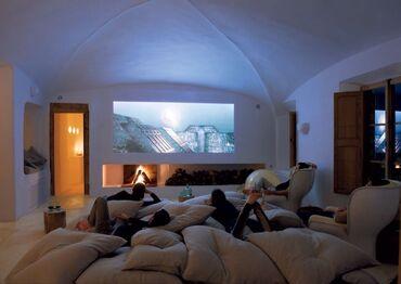 ТВ и видео - Кыргызстан: Домашний кинотеатр (в аренду) Лучший проектор в городе с подключением