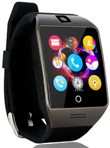 Bakı şəhərində G-Tab W700 Smart watch with Sim card and Bluetoot… smart whatch:- GSM