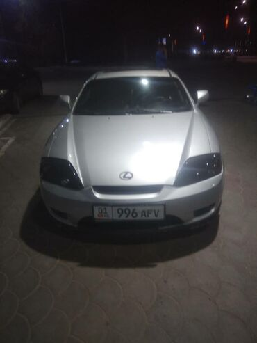 хундай-140 в Кыргызстан: Hyundai Купе 2 л. 2002