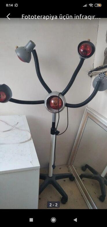 19 elan | TIBBI LAMPALAR: Fototerapiya üçün infraqırmızı lampalar tam işlək vəziyyətdədir.pula