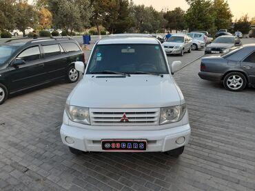 Mitsubishi Azərbaycanda: Mitsubishi Pajero Mini 1.8 l. 1999   293000 km