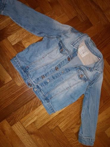 Zara, jaknica, vel. 3-4 - Crvenka