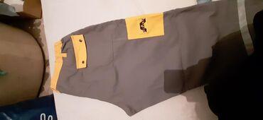 Nove velike radnicke pantalone, iz inostranstva, KHAN, velicina 82