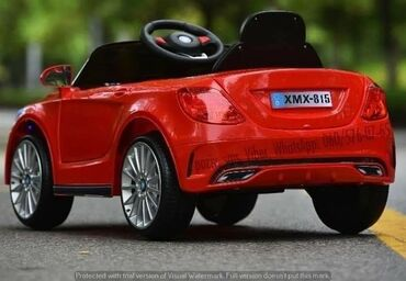 Na akumulator - Srbija: Osvojio je srca stotine mališanaDečiji auto Mercedes C200 na