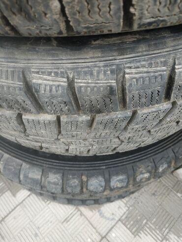 диски бу р14 в Кыргызстан: Шины на джыпы 245/45 R18 100Q на БМВ,МЕРС.НИССАН.ТАЙОТА,ЛЕКСУС