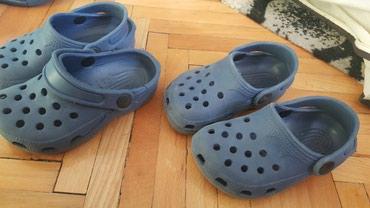 Adidas-papuce - Srbija: Crocs papuce br.25 i 26
