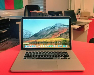 macbook pro i7 fiyat - Azərbaycan: Apple MacBook 2014 Pro i7 16Gb Ram 256Gb SSD 15.4 Retina Display