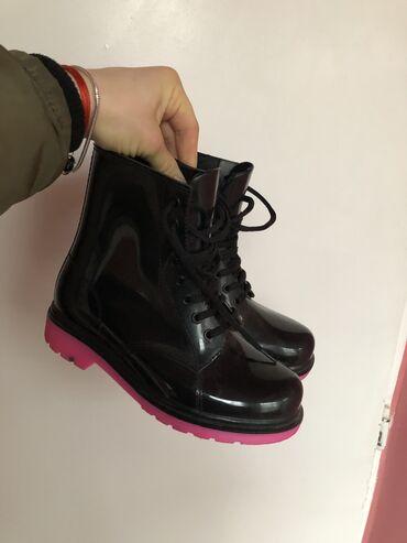 Gumene cizme. Velicina 37 Kao nove su