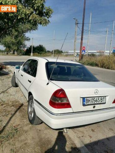 Used Cars - Greece: Mercedes-Benz C 250 2.5 l. 1998 | 111111 km