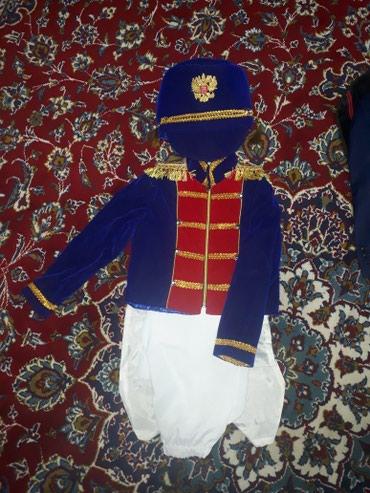 Детский новогодний костюм на мальчика 5,6. лет 500с отдам за 400 в Бишкек
