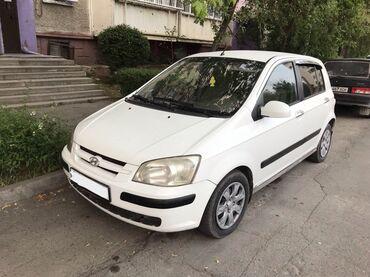 Hyundai Getz 1.4 л. 2003 | 2 км