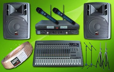 Bakı şəhərində Karaoke ses sistemlerinin qurawdirilmasi klublara cay evlerine pub