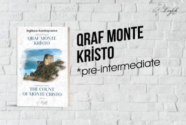 cd kart - Azərbaycan: Qraf Monte Kristo (İngiliscə-Azərbaycanca)Məhsul kodu: Kredit kart