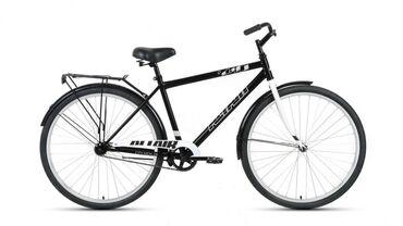 Урал Велосипед Надёжный Городской Рама 19 ( Стальная )Колёса
