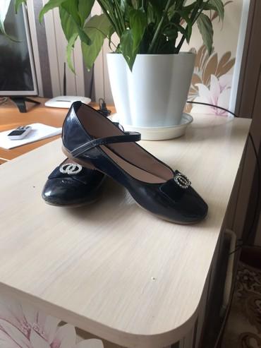 Продаю туфли корейские 500сом размер 33 /34 в Бишкек