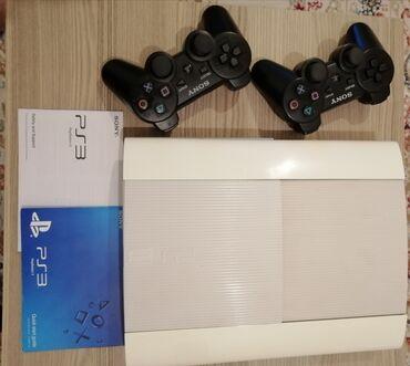 kişi üçün yaz üst geyimləri in Azərbaycan | PLAŞLAR: 🔹Sony Playstation - 3 / Super Slim.🔹Almaniyadan gatirilib.🔹Ideal