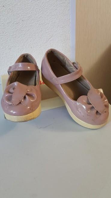 Туфли девочковые (Совенок, Китай)  лаковые размер 27 в Бишкек