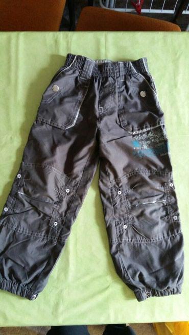 Pantalone za dečaka vel.5god,za prolece-leto,mekane jako - Petrovac na Mlavi