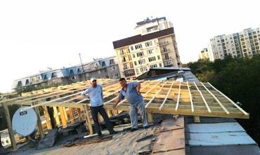 Кровля и ремонт крыш в Бишкек