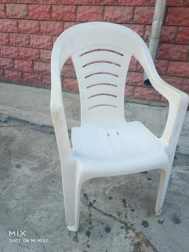 Пластмассовые столы и стуля в Бишкек