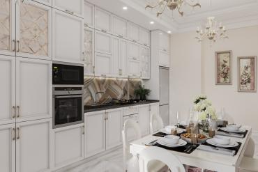 Кухонная мебель на заказ в Бишкек