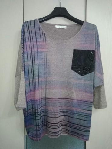 трикотажная рубашка в Кыргызстан: Кофта трикотажная, размер 52-54, обращаться по телефону
