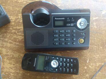 Panasonic-KX-TCD246UA-S Stacionar telefon işlәg vәziyәtdә