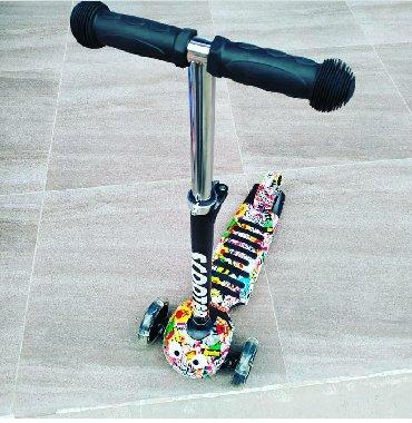 scooter samokatlar - Azərbaycan: Scooter samakat