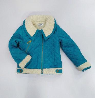 Куртка на девочку 4-6лет в отличном состоянии. Цена окончательная