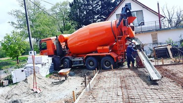 Beton, malter | Srbija: Prodaja i isporuka betona i građevinskog materijala (šljunak, kamen i