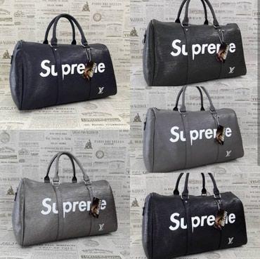 """сумки по низким ценам в Кыргызстан: Спортивная сумка Supreme.Магазин сумок """"Eleganzza"""" - оригинальные"""