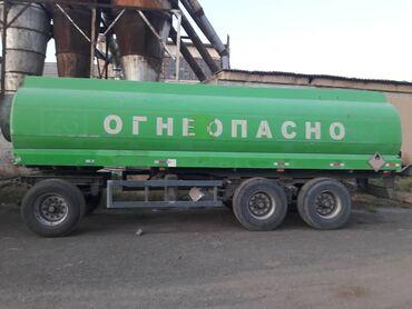 sambovka green hill в Кыргызстан: Прицеп в отличном состоянии,  все шины на 90% годны, цистерна алюминие