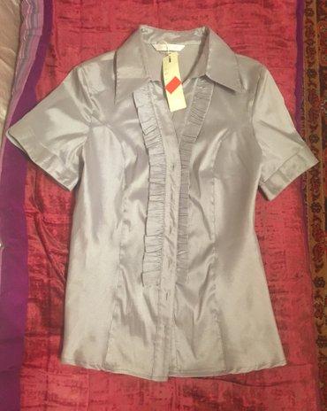 Новая блузка качество отличное 44-46 в Бишкек